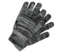 TECH Fingerhandschuh black/dark grey