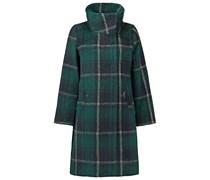 OKAN Wollmantel / klassischer Mantel green
