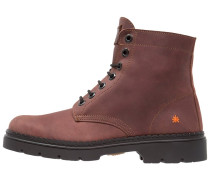 ALPINE 20 Schnürstiefelette brown