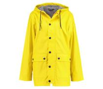 Regenjacke / wasserabweisende Jacke jaune