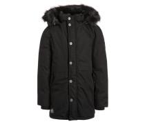 QUEBEC Wintermantel black