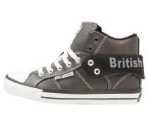 ROCO Sneaker high dark grey/black