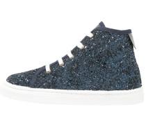 Sneaker high corona marino