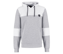 BELLONE ICEFALL Kapuzenpullover grey chine