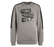 SPORTS STYLE Sweatshirt medium gray heather