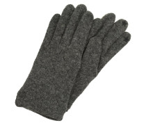 Fingerhandschuh dark grey