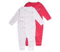 2 PACK Pyjama rouge red