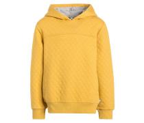 Sweatshirt oil yellow