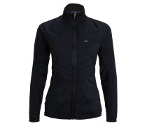 EMMA Winterjacke navy/purple