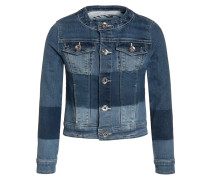 Jeansjacke faded blue