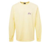STUSSY - Langarmshirt - yellow