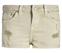 JUDIE Jeans Shorts candy green wash