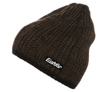 TROP Mütze schwarz/trüffel