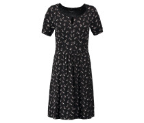 LITTLE SWALLOW´S Jerseykleid black