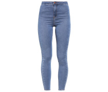 DISCO DOUBLE Jeans Skinny Fit blue grey