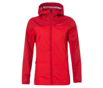 RED DEER Hardshelljacke red