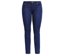 Jeans Slim Fit clean blue denim