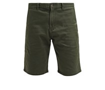 HOWLAND Jeans Shorts olive green