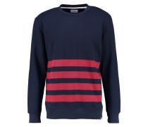 ADOUR Sweatshirt navy/red