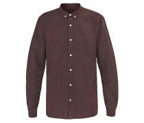 Hemd maroon