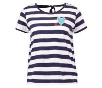 ALOES - T-Shirt print - marine