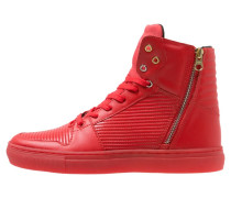 ADONIS Sneaker high red ripple