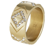 ABEY - Ring - gold-coloured