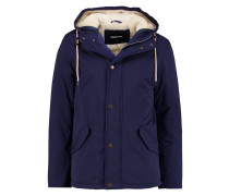 Winterjacke dark blue