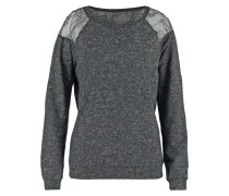 CEVIX Sweatshirt dark grey melanged