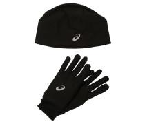 PERFORMANCE SET Fingerhandschuh performance black