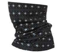 FLEXI CHUTE Schal black/snow