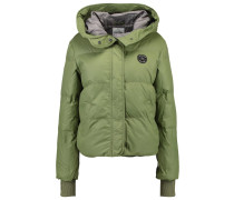 Winterjacke fatigue green