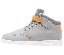 WUNK FUR LIGHT Sneaker high grey
