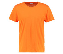 T-Shirt basic - orange fire