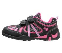 LORENA Sneaker low schwarz/pink