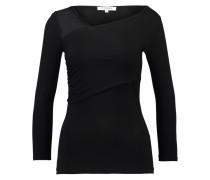 TACTIC Langarmshirt noir