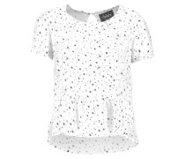 CLAUDIE - Bluse - ditsy white