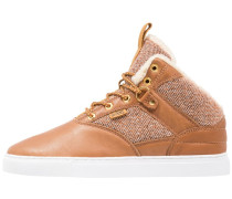 THOMSON LEFT SPORTS Sneaker high wheat