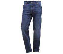 OKLAHOMA - Jeans Straight Leg - dark-blue denim