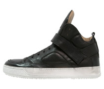 BASKET Sneaker high used nero