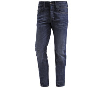 LONGJOHN Jeans Straight Leg heavy worn