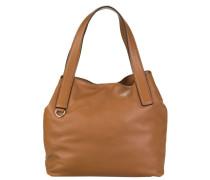 MILA 1102 Shopping Bag cuoio