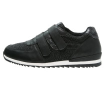 Sneaker low black/silver
