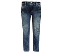 BERLIN Jeans Slim Fit fancy blue