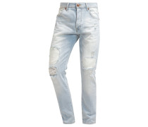 BOYTON Jeans Tapered Fit rip tide