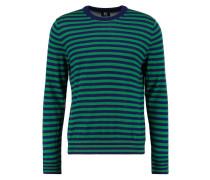 Strickpullover - blue/green