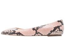 SADIE - Klassische Ballerina - weathered coral