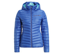 TIMELESS Daunenjacke blue