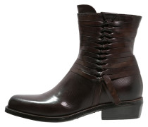 Stiefelette cacao