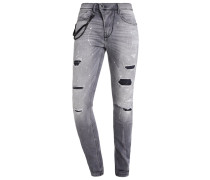TYLER - Jeans Slim Fit - antracite